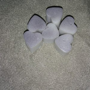 black orchid  I  mini hearts e8-9g