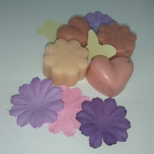 wildflower pack of 4 melts