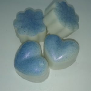 Blueberry & Vanilla I pack of 4 melts