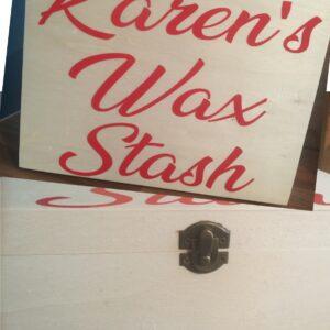 Wax stash    Any name storage box